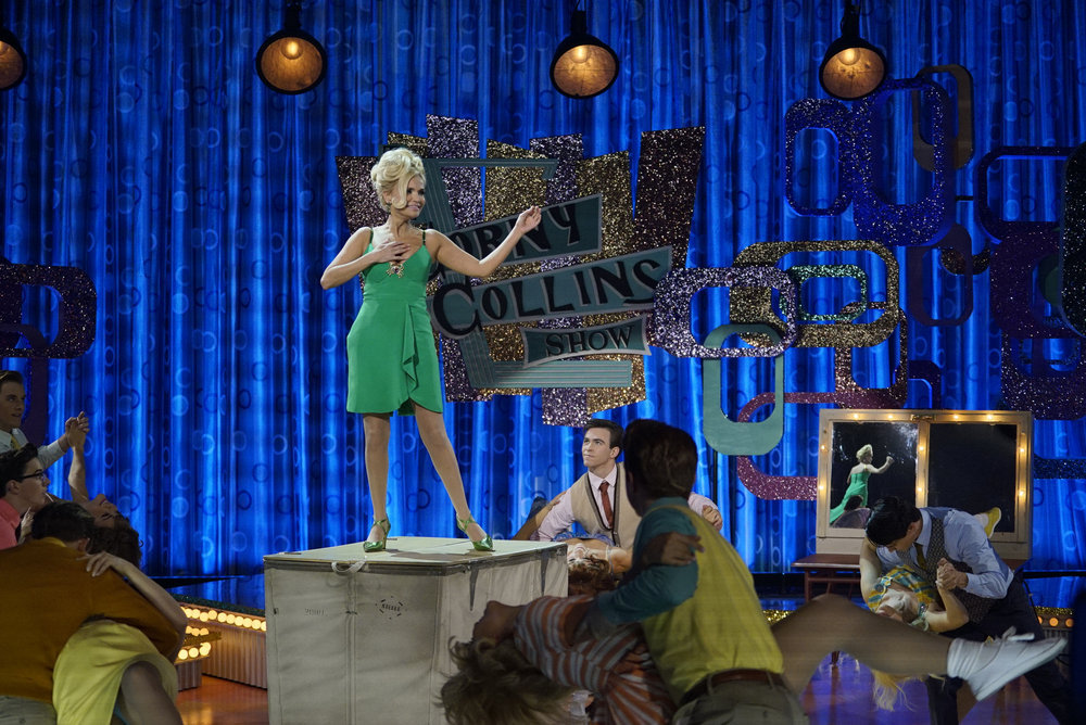 HAIRSPRAY LIVE! -- Pictured: Kristin Chenoweth as Velma Von Tussle -- (Photo by: Paul Drinkwater/NBC)