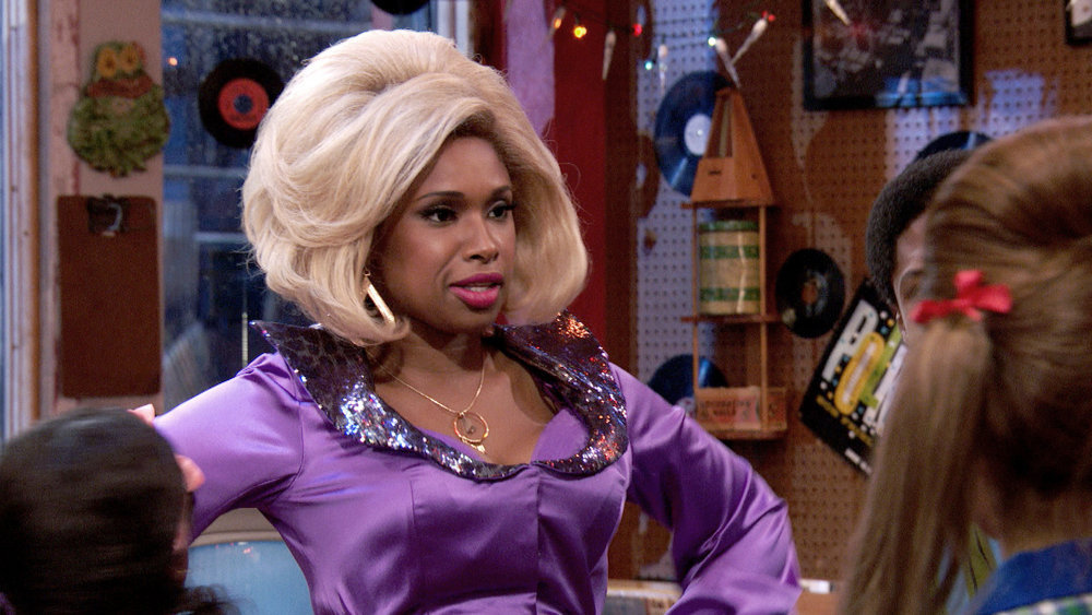 HAIRSPRAY LIVE! -- Pictured: Jennifer Hudson as Motormouth Maybelle -- (Photo by: NBC)
