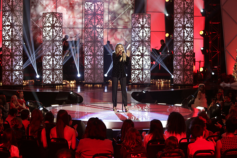 Rachel Platten on The 18th Annual A HOME FOR THE HOLIDAYS,  an entertainment special celebrating families to be broadcast Friday, Dec. 23 (8:00-9:00 PM, ET/PT) on the CBS Television Network.   Photo: Sonja Flemming/CBS  ©2016 CBS Broadcasting, Inc. All Rights Reserved