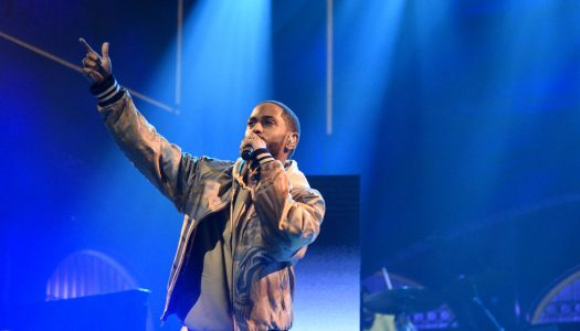 """Big Sean's """"Bounce Back,"""" Chainsmokers & Coldplay's """"Something"""" Added By Z100"""