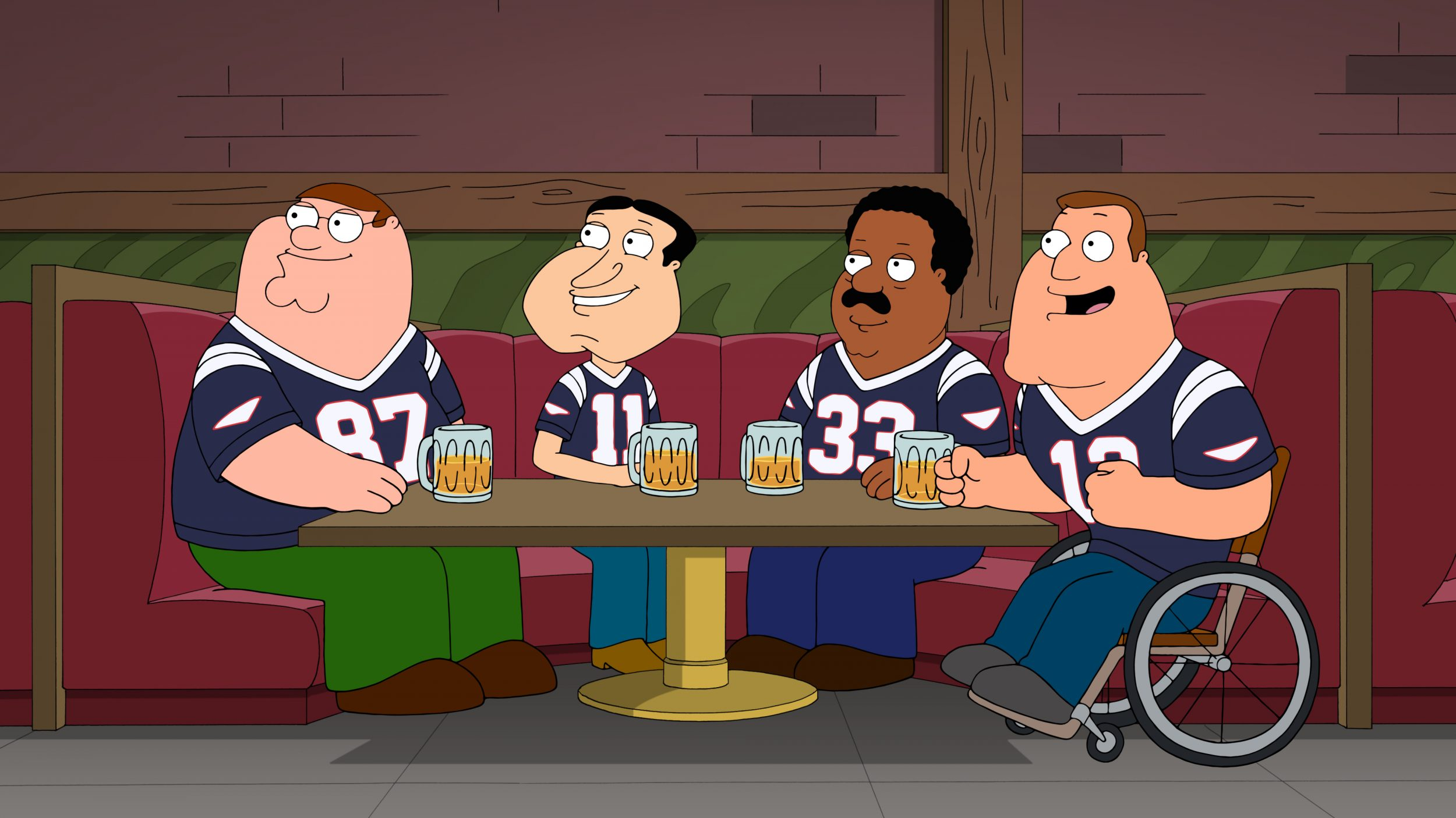 First Look Rob Gronkowski Guest Stars On January 15 Family