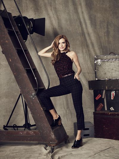 """FAMOUS IN LOVE – Freeform's """"Famous in Love"""" stars Bella Thorne as August. (Freeform/Nino Munoz)"""