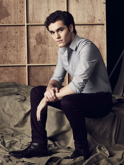 """FAMOUS IN LOVE – Freeform's """"Famous in Love"""" stars Charlie DePew as Jake. (Freeform/Nino Munoz)"""