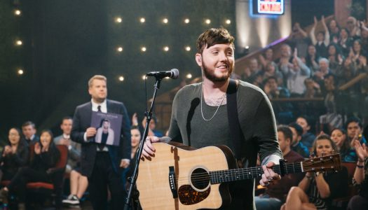 """James Arthur's """"Say You Won't Let Go"""" Earns Platinum Certification In The US"""