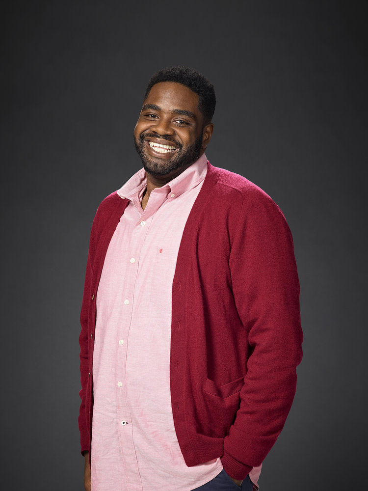 POWERLESS -- Season: 1 -- Pictured: Ron Funches as Ron -- (Photo by: Paul Drinkwater/NBC)