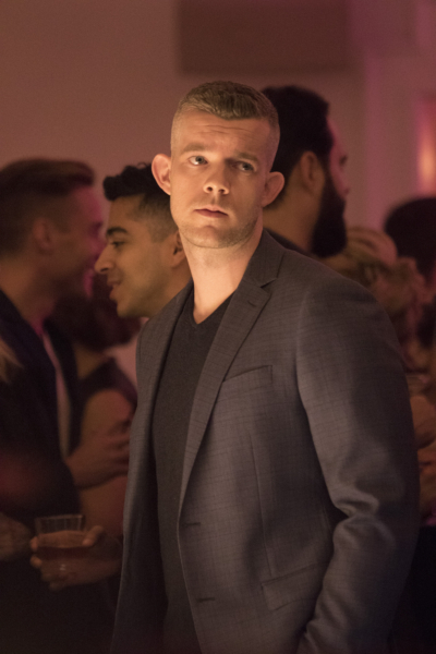 """QUANTICO - """"CLEOPATRA"""" - The recruits are schooled in the art of seduction, which Alex sees as a perfect opportunity to get closer to Owen, but will it threatens her relationship with Ryan? And in the future, Alex finally gets the answers she's been looking for about who and what the terrorists are on, """"Quantico,"""" MONDAY, JANUARY 23 (10:01-11:00 p.m. EST), on the ABC Television Network. (ABC/Giovanni Rufino) RUSSELL TOVEY"""