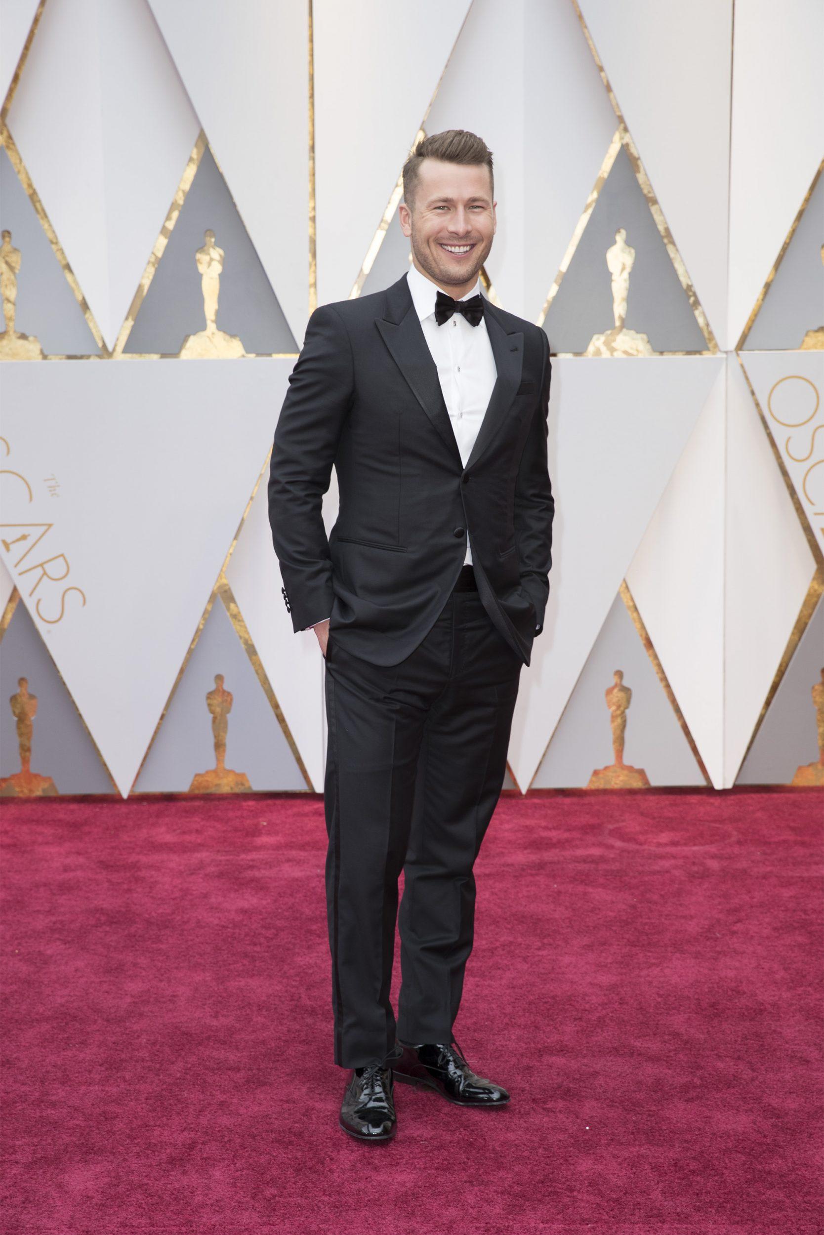 THE OSCARS(r) - The 89th Oscars(r)  broadcasts live on Oscar(r) SUNDAY, FEBRUARY 26, 2017, on the ABC Television Network. (ABC/Tyler Golden) GLEN POWELL