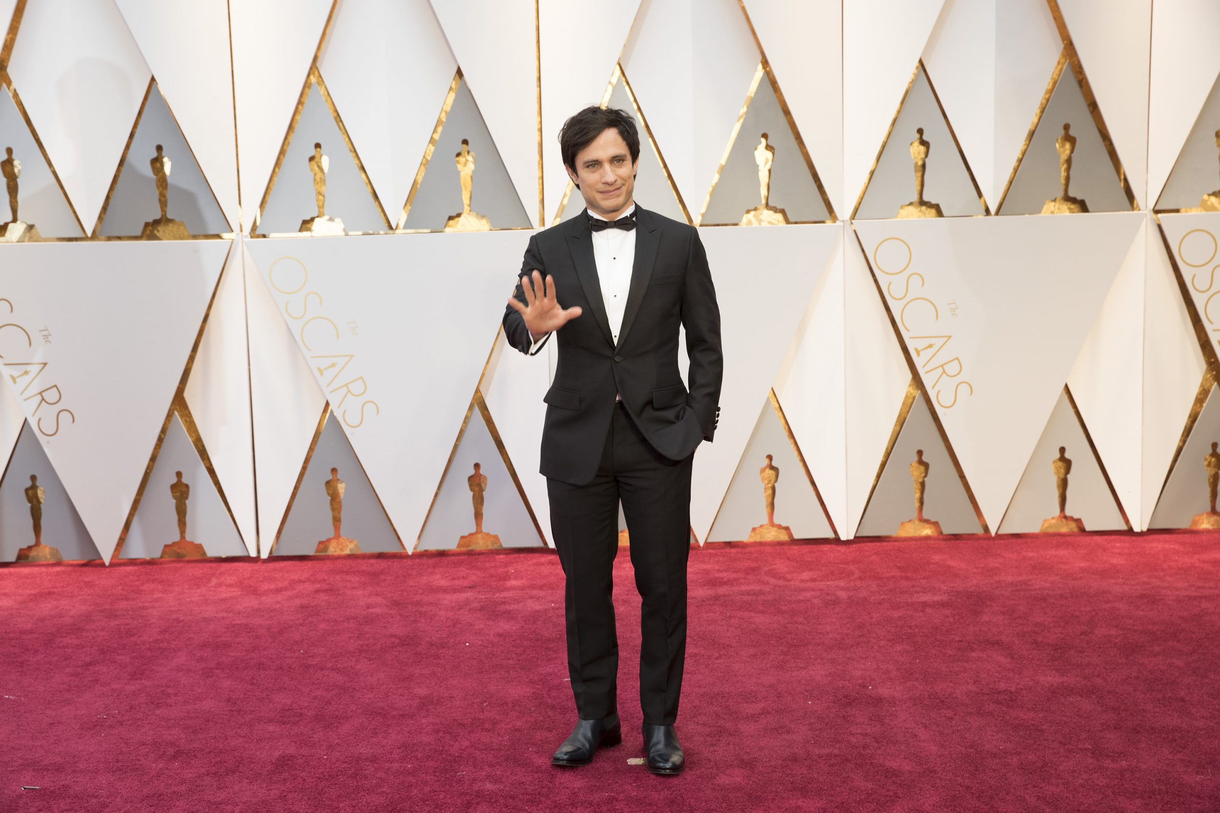 THE OSCARS(r) - The 89th Oscars(r)  broadcasts live on Oscar(r) SUNDAY, FEBRUARY 26, 2017, on the ABC Television Network. (ABC/Tyler Golden) GAEL GARCIA BERNAL