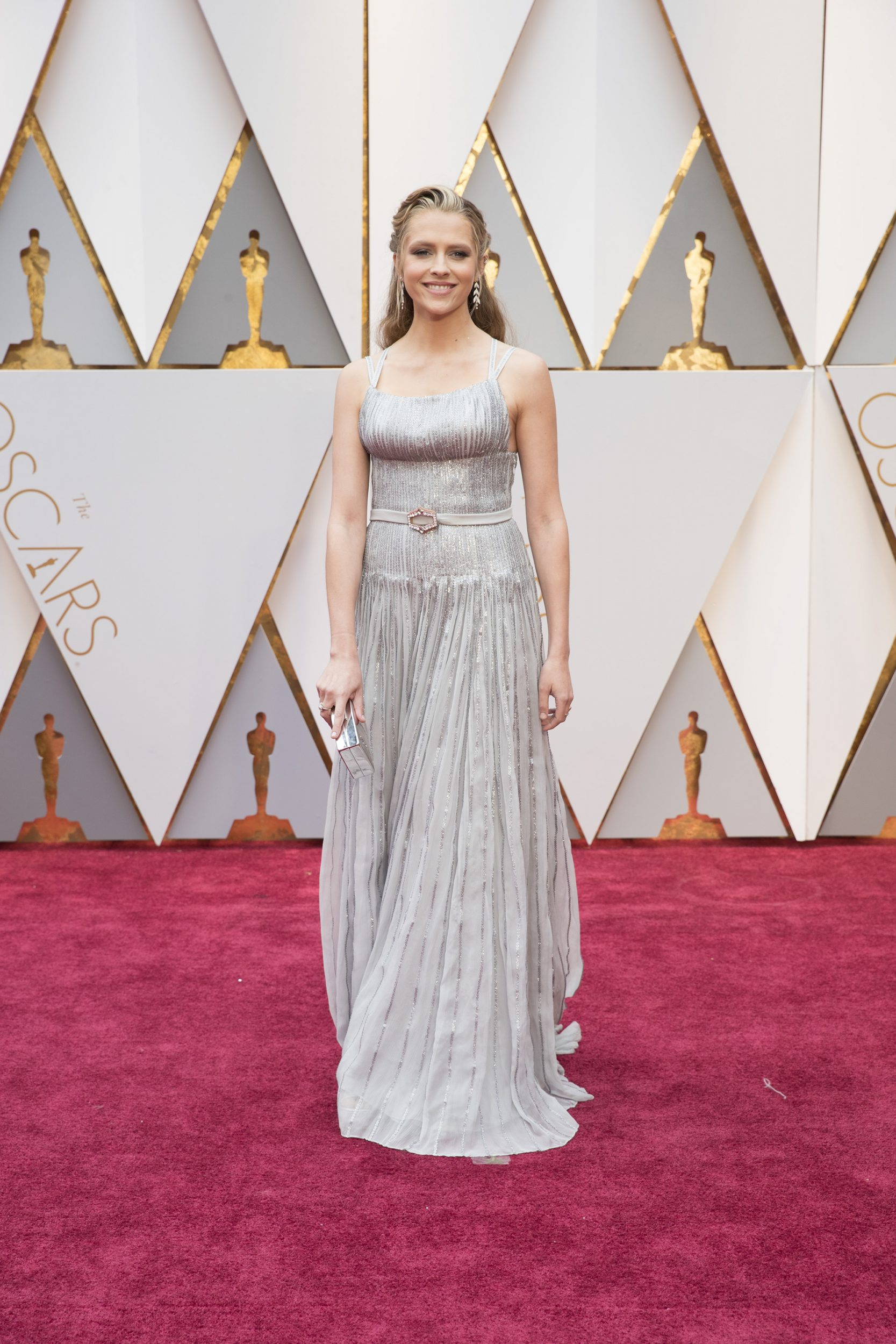THE OSCARS(r) - The 89th Oscars(r)  broadcasts live on Oscar(r) SUNDAY, FEBRUARY 26, 2017, on the ABC Television Network. (ABC/Tyler Golden) TERESA PALMER