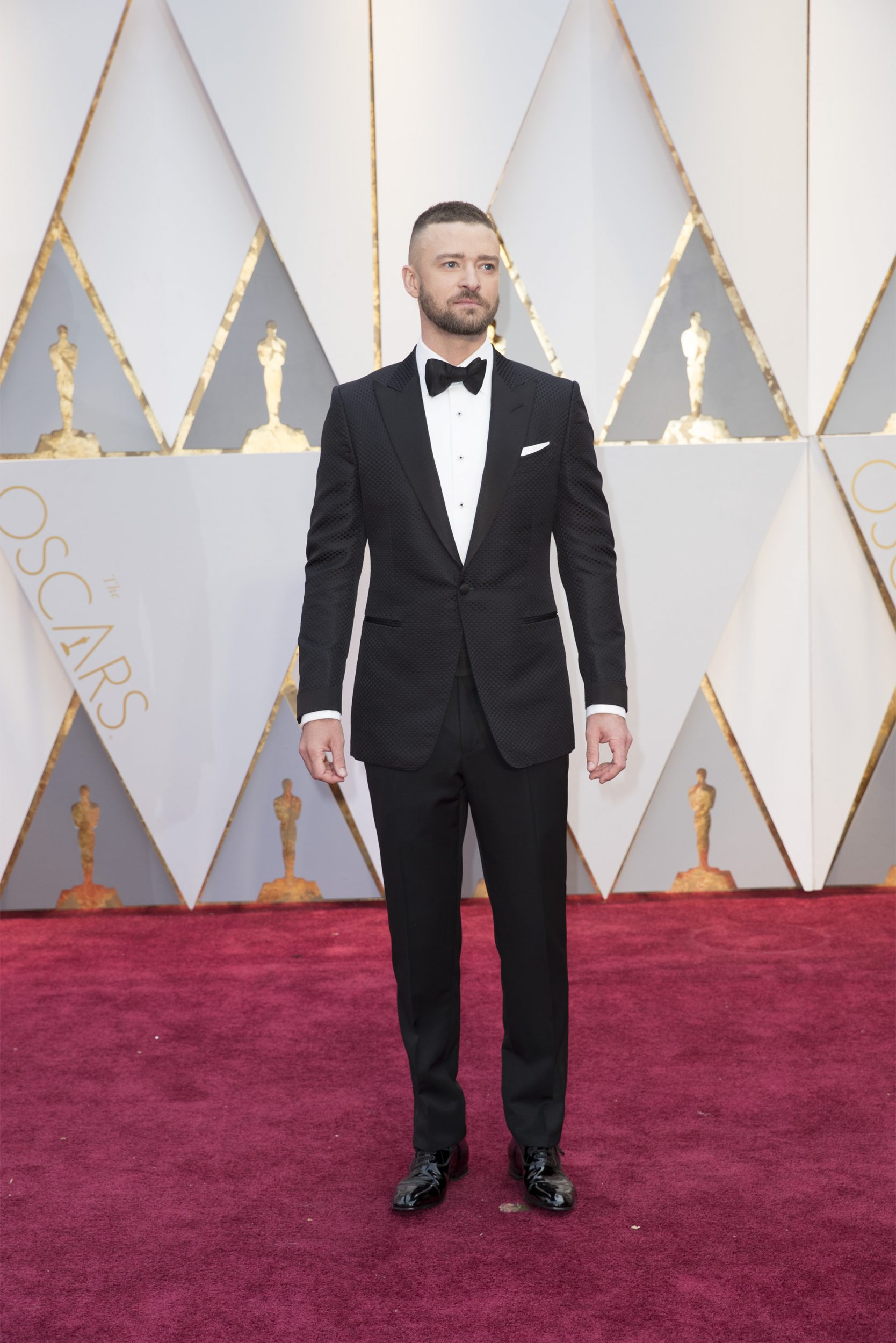 THE OSCARS(r) - The 89th Oscars(r)  broadcasts live on Oscar(r) SUNDAY, FEBRUARY 26, 2017, on the ABC Television Network. (ABC/Tyler Golden) JUSTIN TIMBERLAKE