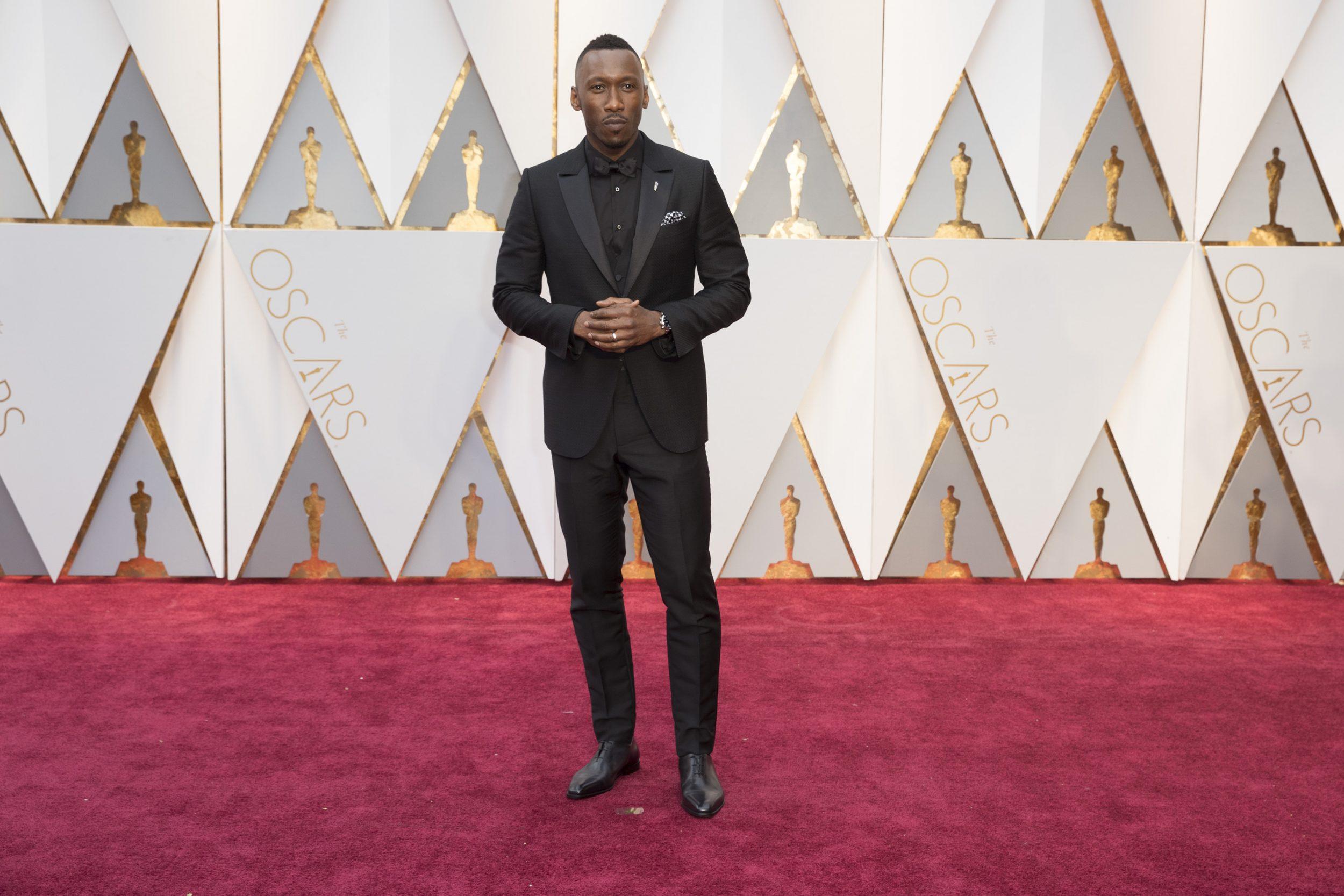 THE OSCARS(r) - The 89th Oscars(r)  broadcasts live on Oscar(r) SUNDAY, FEBRUARY 26, 2017, on the ABC Television Network. (ABC/Tyler Golden) MAHERSHALA ALI