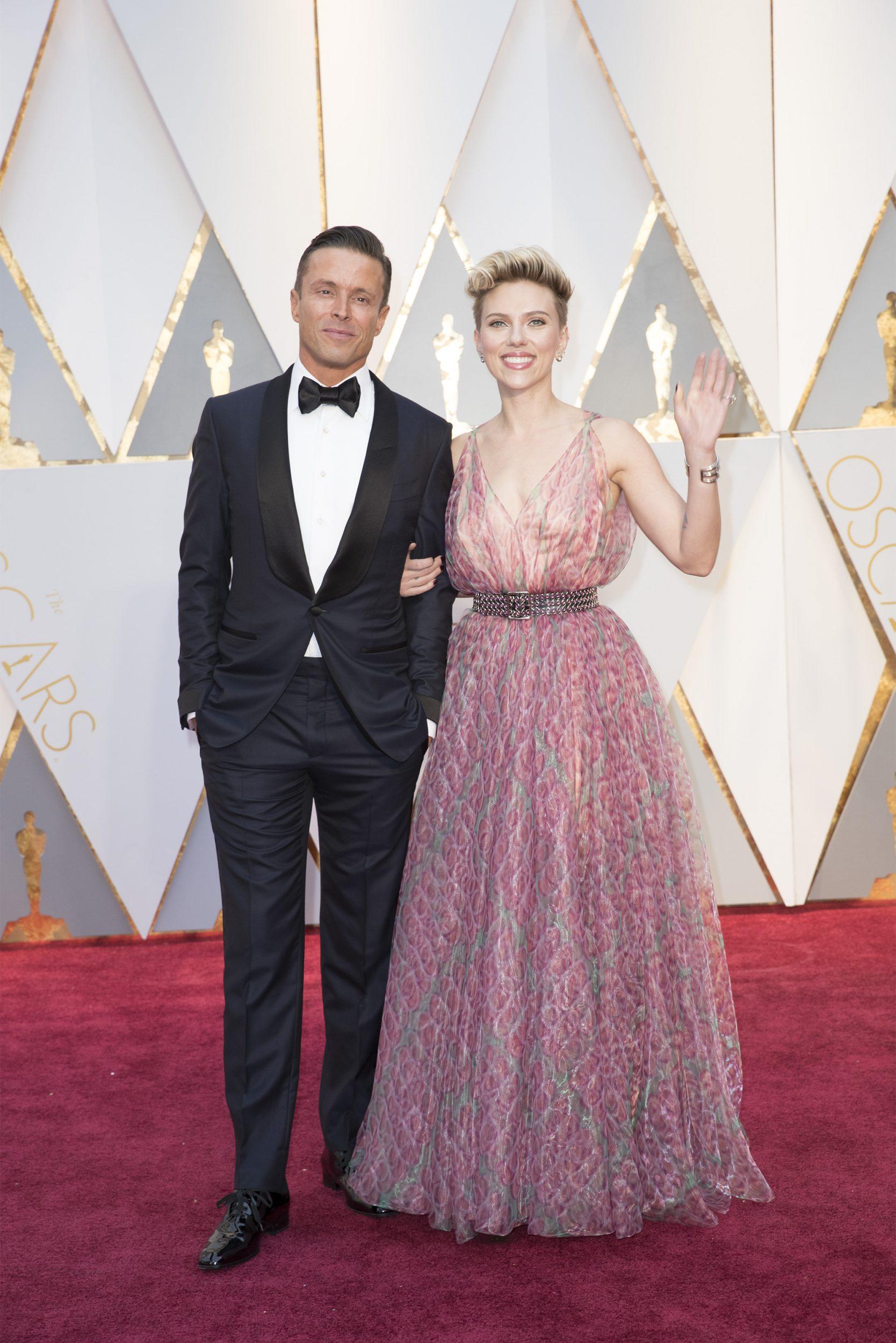 THE OSCARS(r) - The 89th Oscars(r)  broadcasts live on Oscar(r) SUNDAY, FEBRUARY 26, 2017, on the ABC Television Network. (ABC/Tyler Golden) SCARLETT JOHANSSON