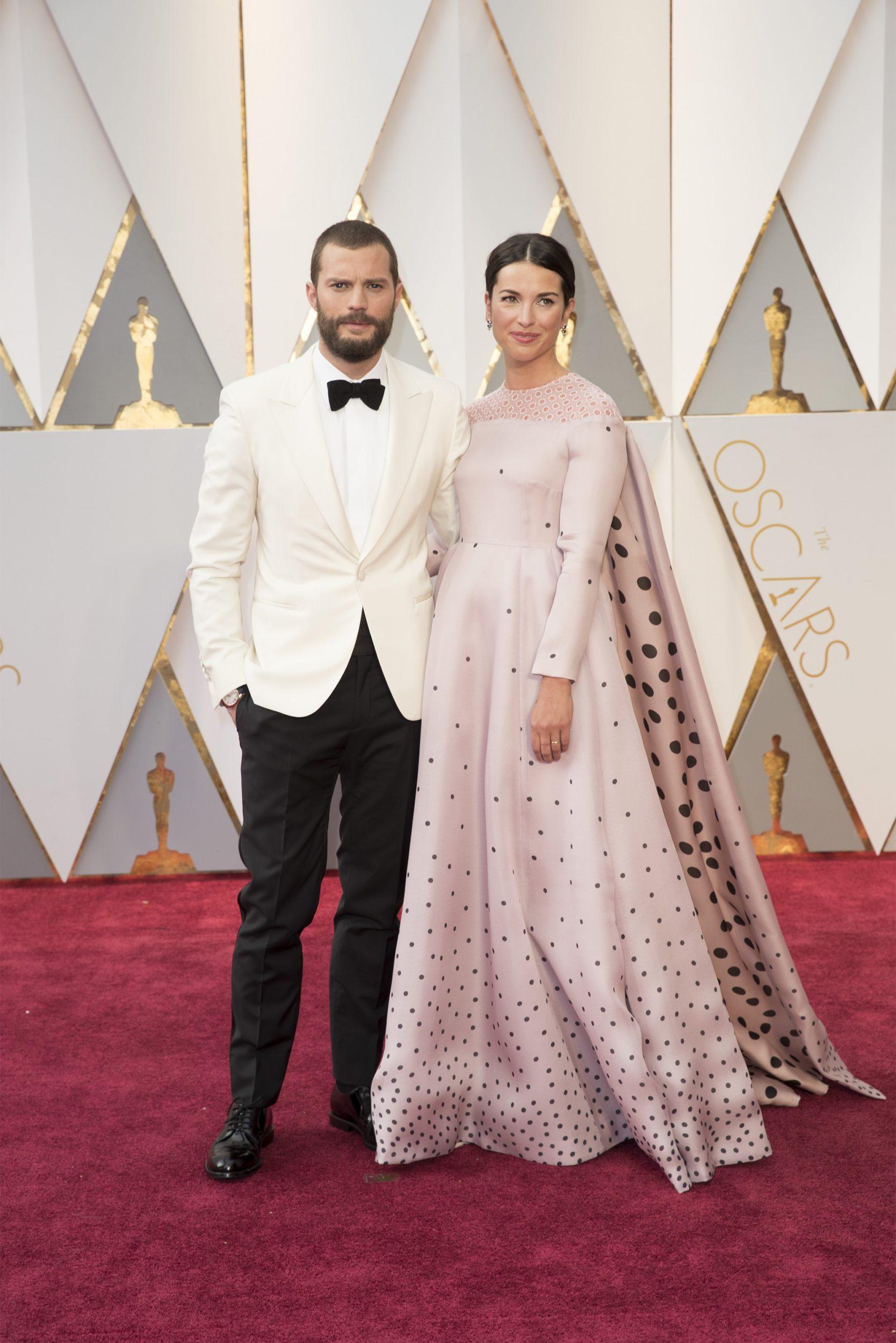 THE OSCARS(r) - The 89th Oscars(r)  broadcasts live on Oscar(r) SUNDAY, FEBRUARY 26, 2017, on the ABC Television Network. (ABC/Tyler Golden) JAMIE DORNAN
