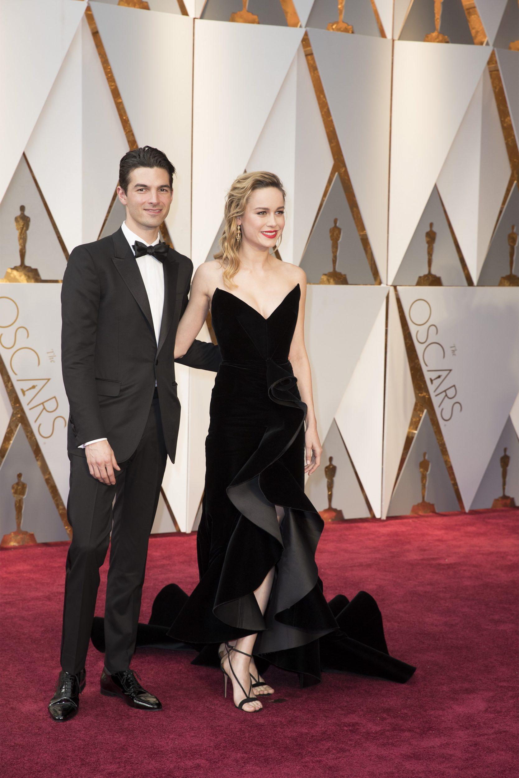 THE OSCARS(r) - The 89th Oscars(r)  broadcasts live on Oscar(r) SUNDAY, FEBRUARY 26, 2017, on the ABC Television Network. (ABC/Tyler Golden) BRIE LARSON