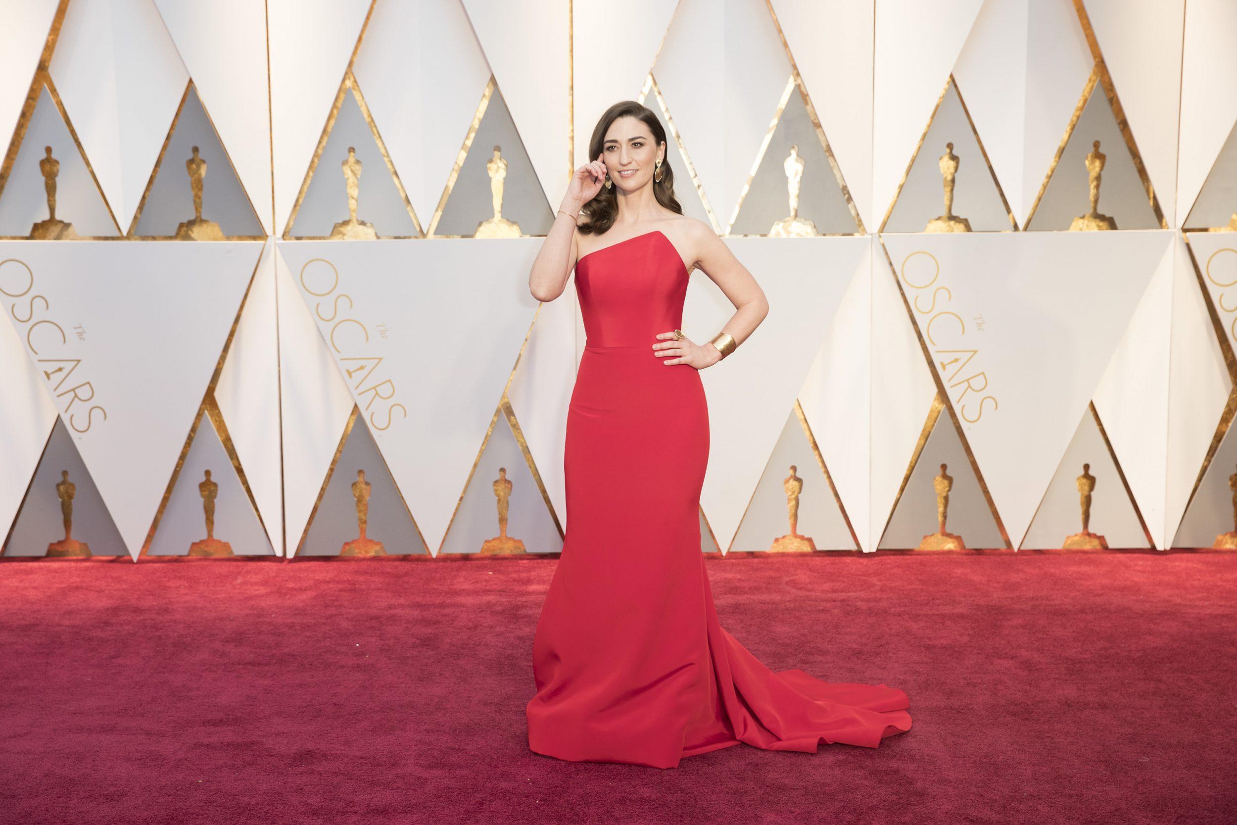 THE OSCARS(r) - The 89th Oscars(r)  broadcasts live on Oscar(r) SUNDAY, FEBRUARY 26, 2017, on the ABC Television Network. (ABC/Tyler Golden) SARAH BAREILLES