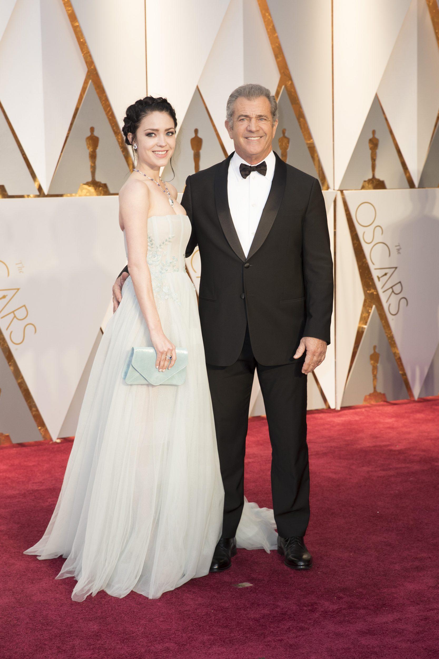 THE OSCARS(r) - The 89th Oscars(r)  broadcasts live on Oscar(r) SUNDAY, FEBRUARY 26, 2017, on the ABC Television Network. (ABC/Tyler Golden) MEL GIBSON