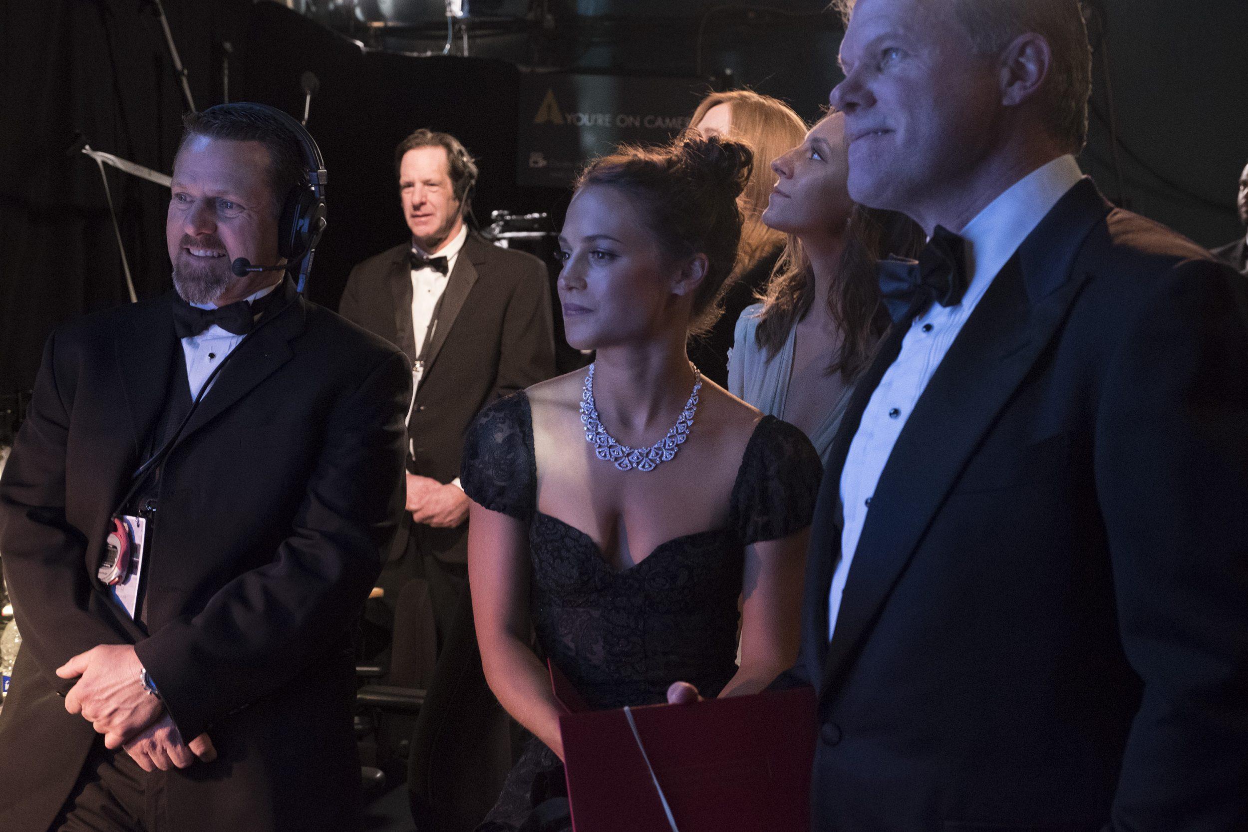THE OSCARS(r) - The 89th Oscars(r)  broadcasts live on Oscar(r) SUNDAY, FEBRUARY 26, 2017, on the ABC Television Network. (ABC/Adam Rose) ALICIA VIKANDER