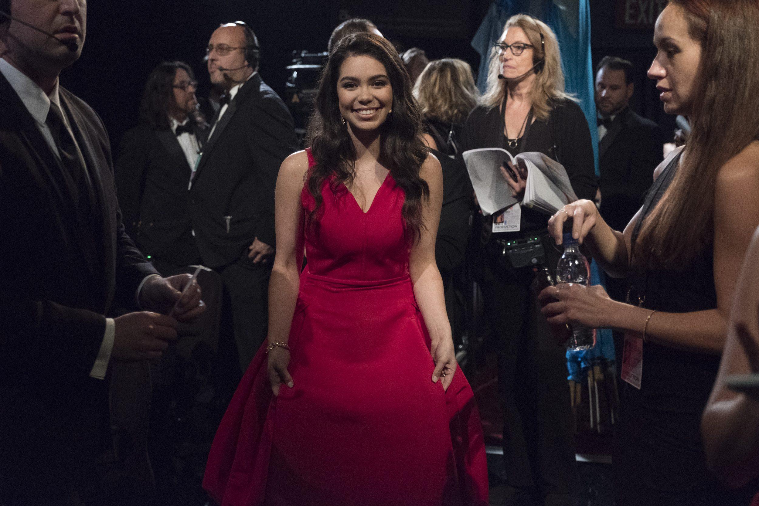 THE OSCARS(r) - The 89th Oscars(r)  broadcasts live on Oscar(r) SUNDAY, FEBRUARY 26, 2017, on the ABC Television Network. (ABC/Adam Rose) AULI'I CRAVALHO