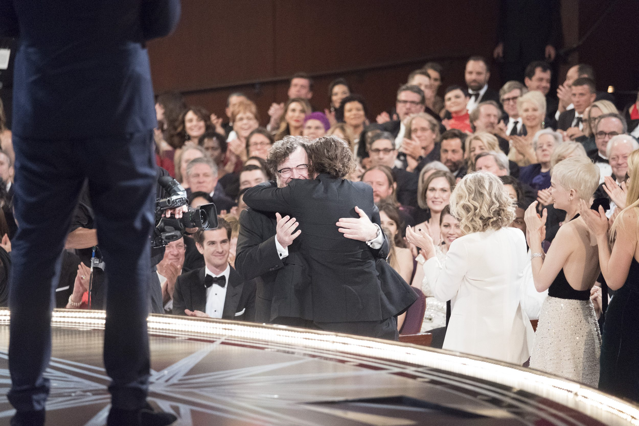 THE OSCARS(r) - The 89th Oscars(r)  broadcasts live on Oscar(r) SUNDAY, FEBRUARY 26, 2017, on the ABC Television Network. (ABC/Adam Rose) KENNETH LONERGAN, CASEY AFFLECK