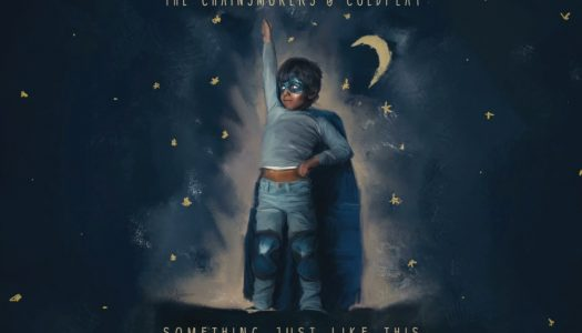 """The Chainsmokers & Coldplay's """"Something Just Like This"""" Impacting Radio"""