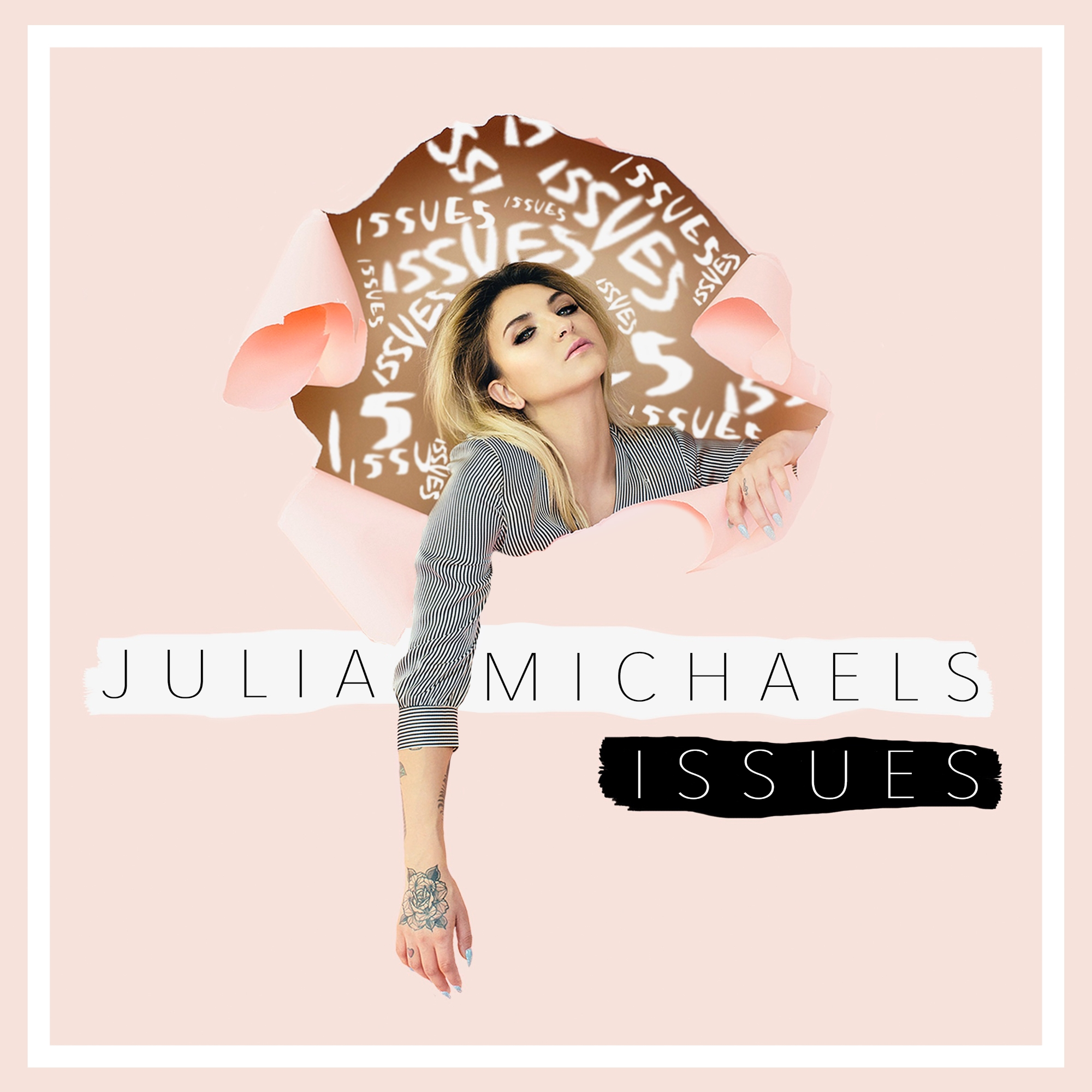 "Julia Michaels' ""Issues"" Reaches Top 40 On US iTunes Sales ..."