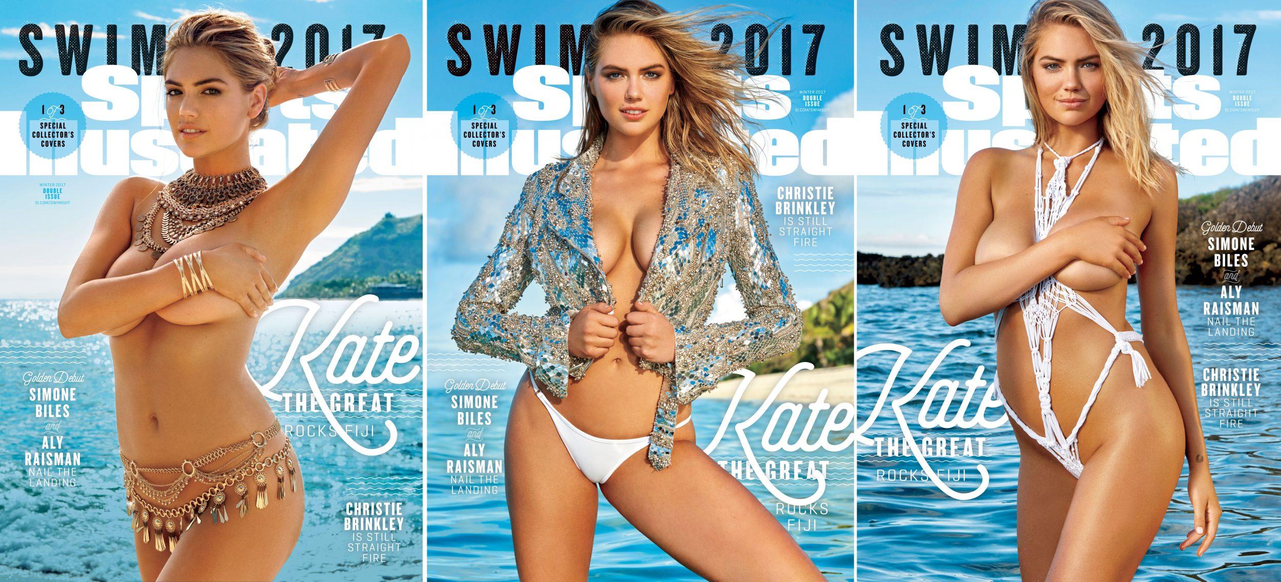 Kate Upton Covers [SI Promo Photo]