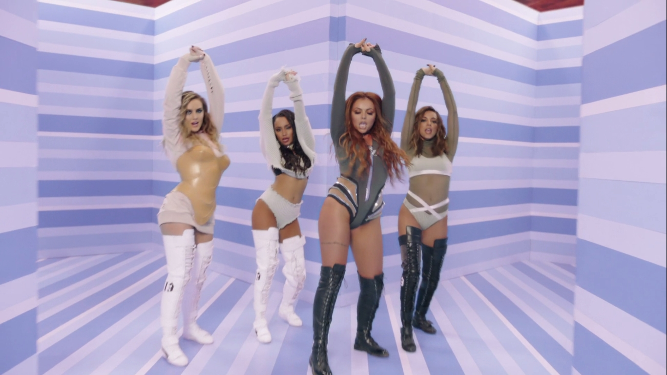 Little Mix Confirmed For Performance At 2017 Kids Choice