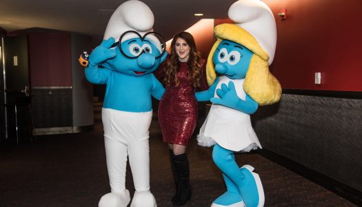 """Meghan Trainor's """"Smurfs"""" Song """"I'm A Lady"""" Arrives This Friday"""