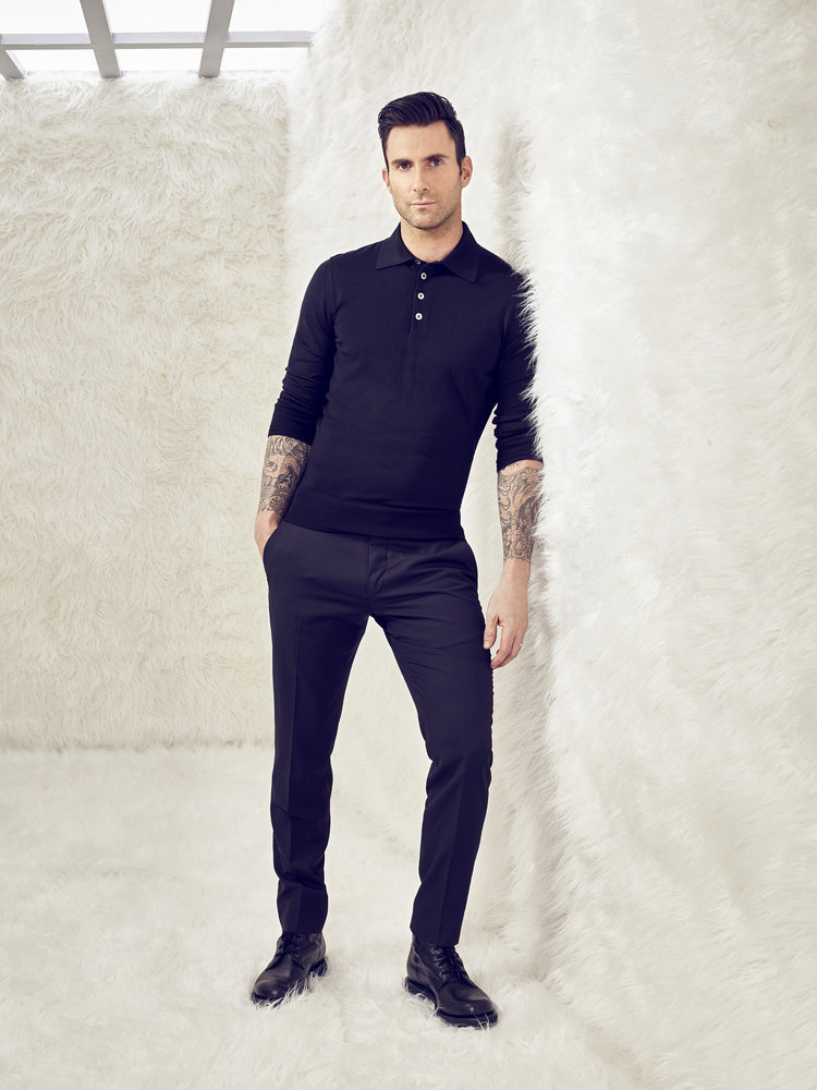 THE VOICE -- Season: 12 -- Pictured: Adam Levine -- (Photo by: Brian Bowen Smith/NBC)