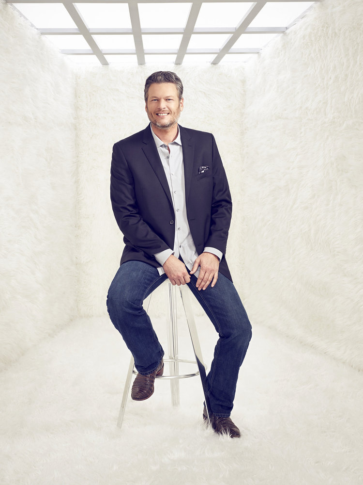THE VOICE -- Season: 12 -- Pictured: Blake Shelton -- (Photo by: Brian Bowen Smith/NBC)