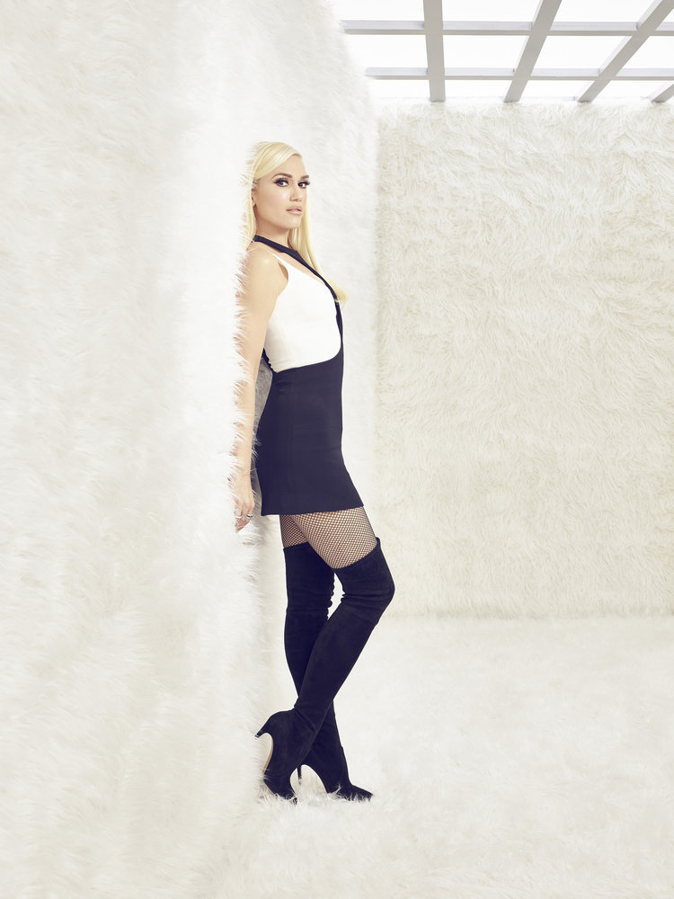 THE VOICE -- Season: 12 -- Pictured: Gwen Stefani -- (Photo by: Brian Bowen Smith/NBC)