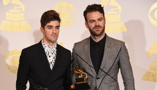 "The Chainsmokers' ""Paris"" Earns Gold Certification In US"