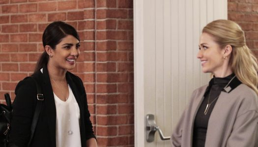"First Look: ABC's ""Quantico"" Returns With ""LNWILT"" Episode On March 20"