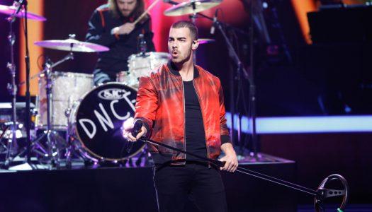 "DNCE's New Single ""Kissing Strangers"" Premieres April 14, Impacts Radio April 18"