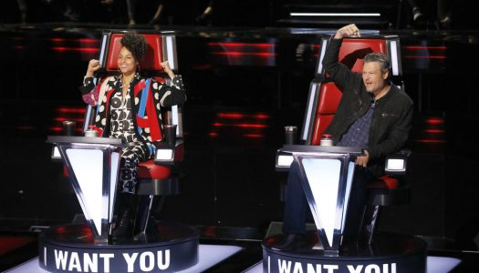 """Ratings: """"The Voice"""" Falls Tuesday Night, Still Dominates Timeslot"""