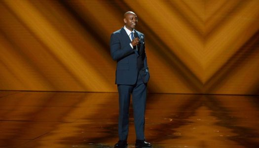 "Dave Chappelle, Naomi Scott, Weezer Scheduled For March 21 ""Jimmy Kimmel Live"""