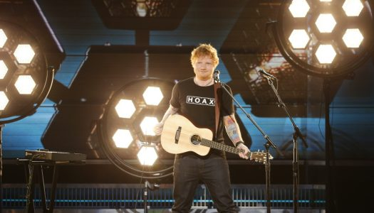 Ed Sheeran Songs Again Dominate UK Singles Chart; Martin Jensen Jumps Into Top 15