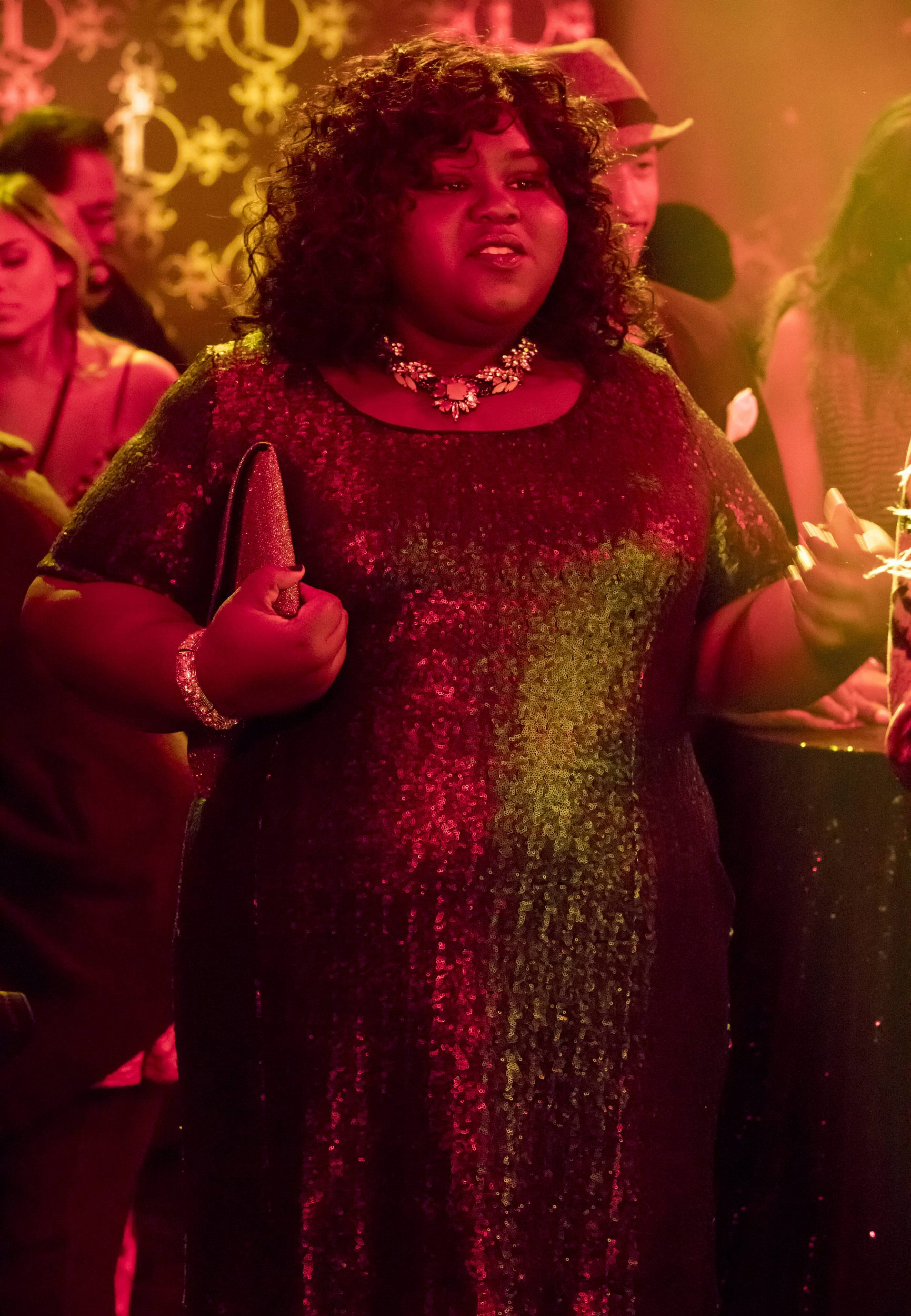 """EMPIRE: Gabourey Sidibe in the """"Sound & Fury"""" spring premiere episode of EMPIRE airing Wednesday, March 22 (9:00-10:00 PM ET/PT) on FOX. ©2017 Fox Broadcasting Co. CR: Chuck Hodes/FOX"""