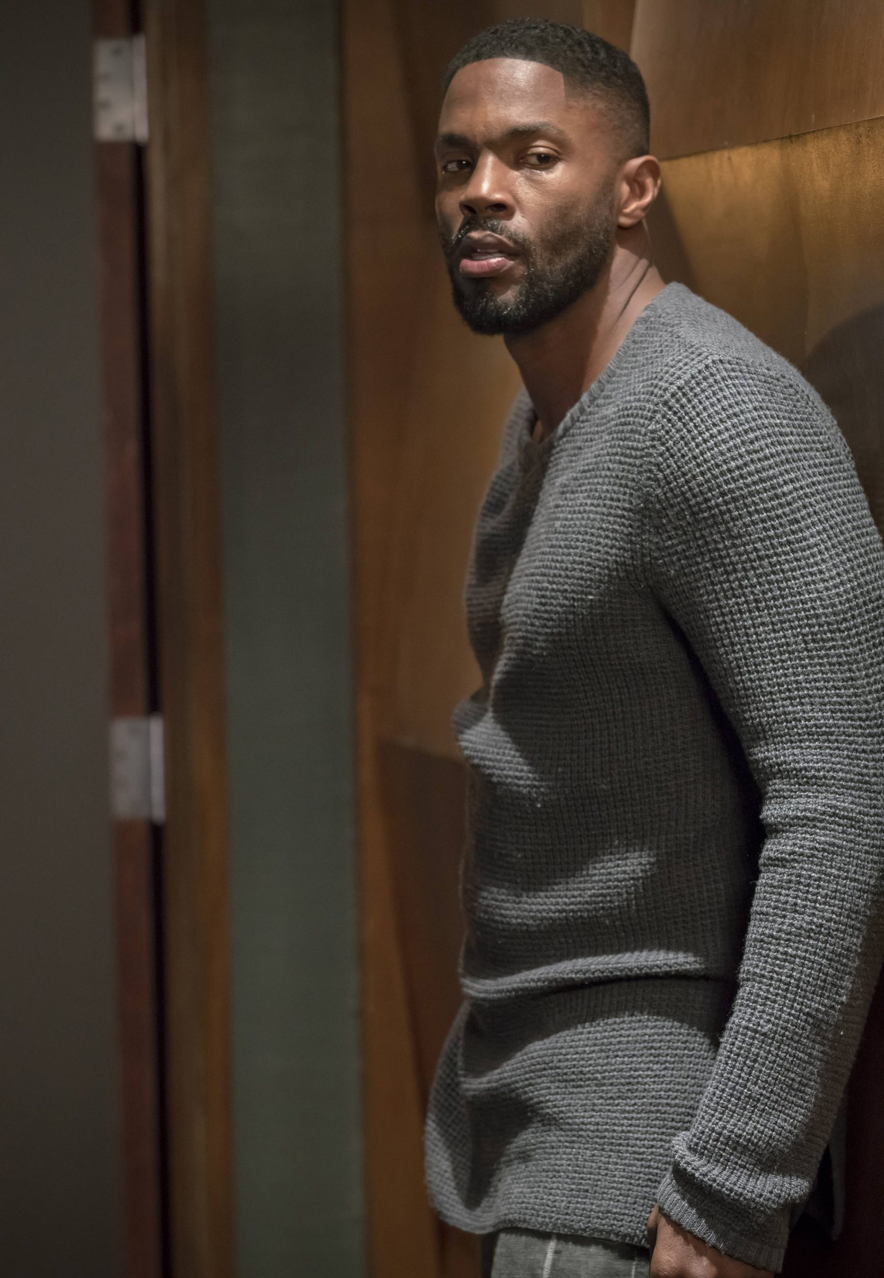 """EMPIRE: Guest star Tobias Truvillion in the """"Sound & Fury"""" spring premiere episode of EMPIRE airing Wednesday, March 22 (9:00-10:00 PM ET/PT) on FOX. ©2017 Fox Broadcasting Co. CR: Chuck Hodes/FOX"""