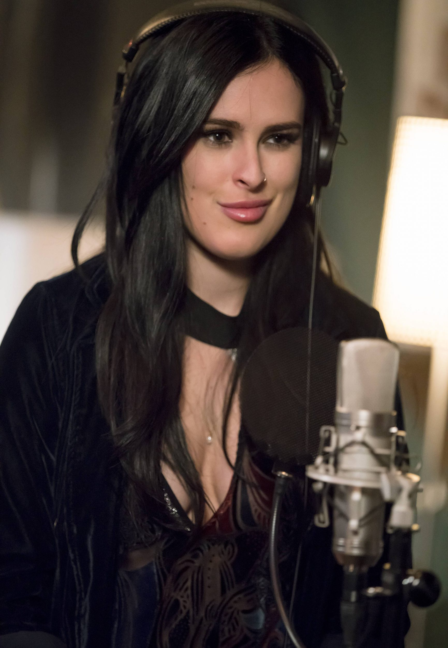 """EMPIRE: Guest star Rumer Willis in the """"Sound & Fury"""" spring premiere episode of EMPIRE airing Wednesday, March 22 (9:00-10:00 PM ET/PT) on FOX. ©2017 Fox Broadcasting Co. CR: Chuck Hodes/FOX"""