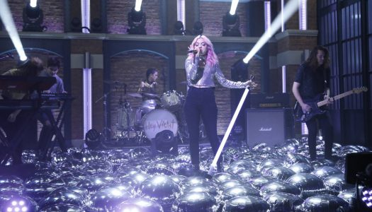 """Hey Violet Performs """"Guys My Age"""" On """"Late Night With Seth Meyers"""" (Watch Now)"""