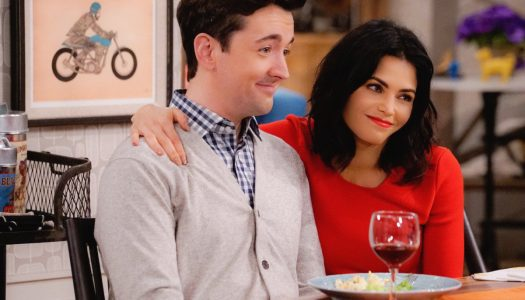 "First Look: Jenna Dewan Tatum Appears On March 13 ""Man With A Plan"" Episode"