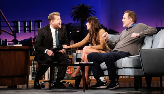 """Lea Michele Scheduled For March 14 """"Late Late Show With James Corden"""""""