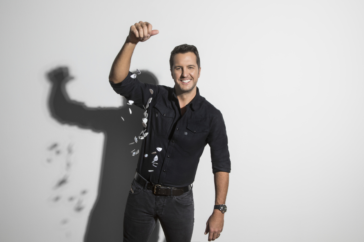 Luke Bryan and Dierks Bentley, hosts for the second consecutive year of THE 52ND ACADEMY OF COUNTRY MUSIC AWARDS. The ACM Awards® will be broadcast LIVE from T-Mobile Arena in Las Vegas Sunday, April 2 (8:00-11:00 PM, live ET/delayed PT) on the CBS Television Network. Photo: Cliff Lipson/CBS ©2017 CBS Broadcasting, Inc. All Rights Reserved