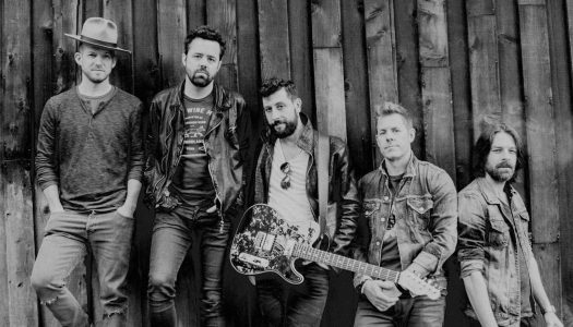 "Old Dominion's ""No Such Thing As A Broken Heart"" Ranks As Country Radio's Most Added"
