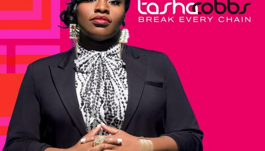 "Tasha Cobbs' ""Break Every Chain (Live)"" Earns Gold Certification In US"