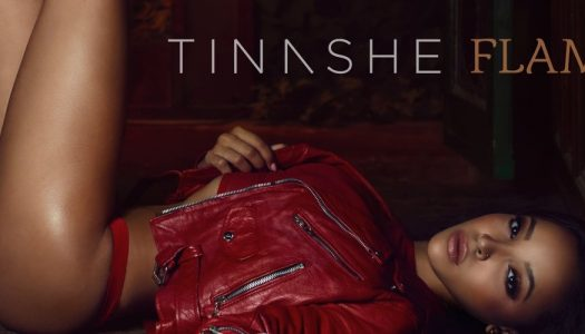 """Tinashe Confirms March 16 Release For New Single """"Flame,"""" Shares Sizzling Cover Photo"""