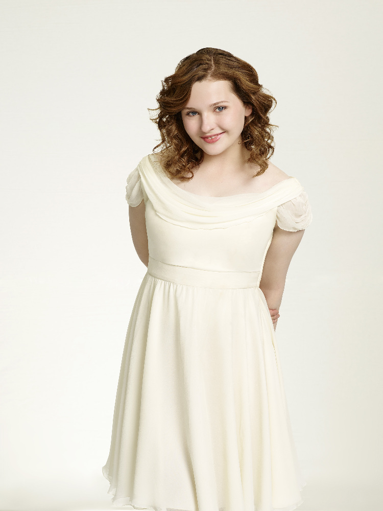 DIRTY DANCING - ABC's 'Dirty Dancing' stars Abigail Breslin as Baby Houseman. (ABC/Craig Sjodin)