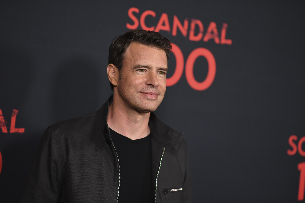 "SCANDAL - The cast of ""Scandal"" attended a 100th episode celebration in West Hollywood, CA. The 100th episode, entitled ""The Decision,"" airs THURSDAY, APRIL 13 (9:01-10:00 p.m. EST), on the ABC Television Network. (ABC/Todd Wawrychuk) SCOTT FOLEY"
