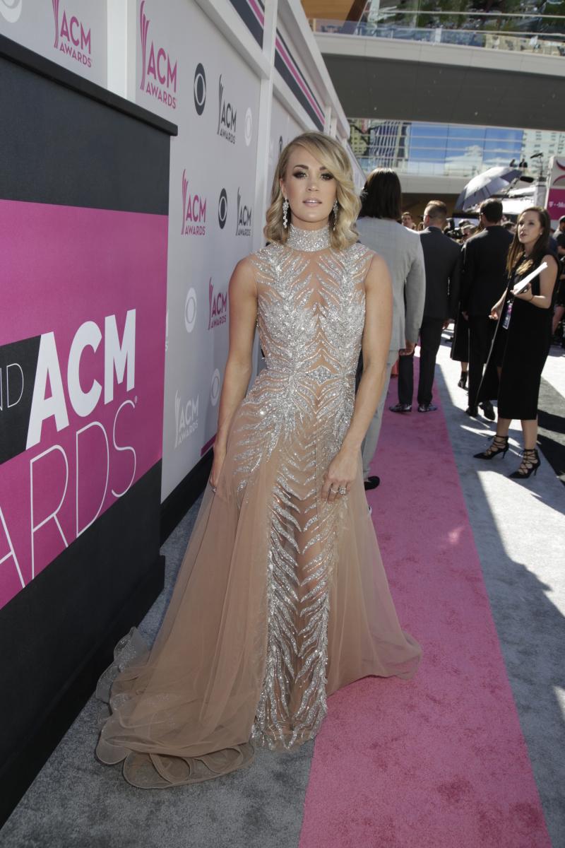 Carrie Underwood: CMA Awards 2012 | Red Carpet | Pinterest